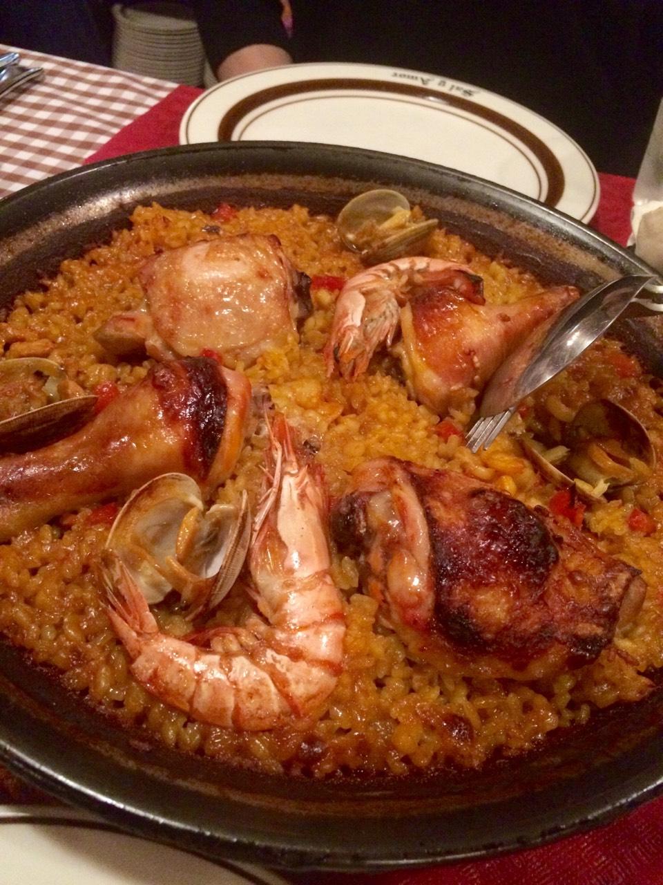 Sal y Amor スペイン料理
